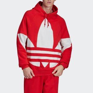 Adidas big trefoil hood medium